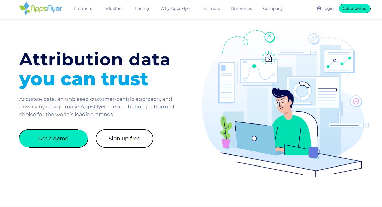 Appsflyer Screenshot