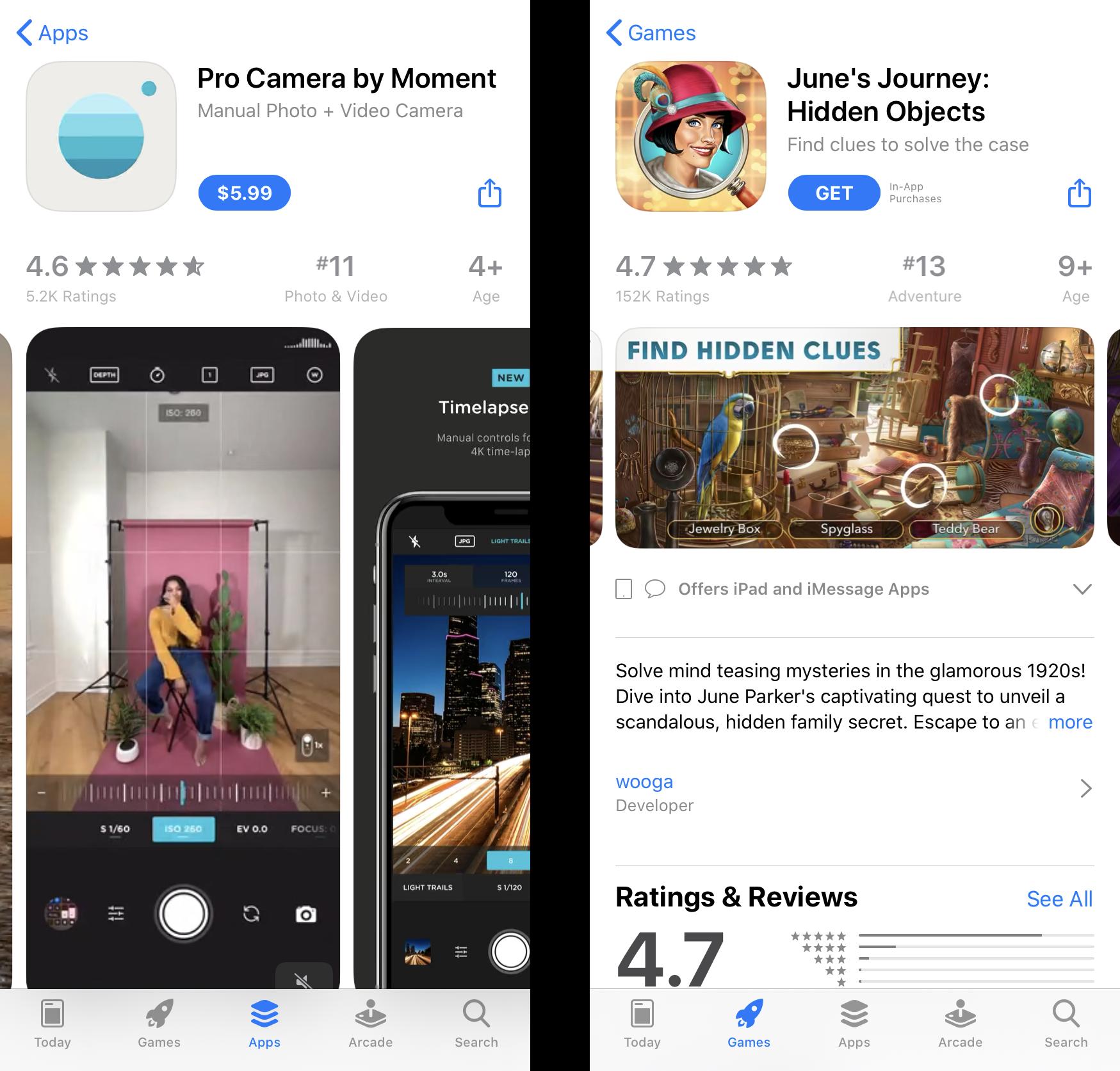 App Store Listing Visuals Beeinflussen Nutzer