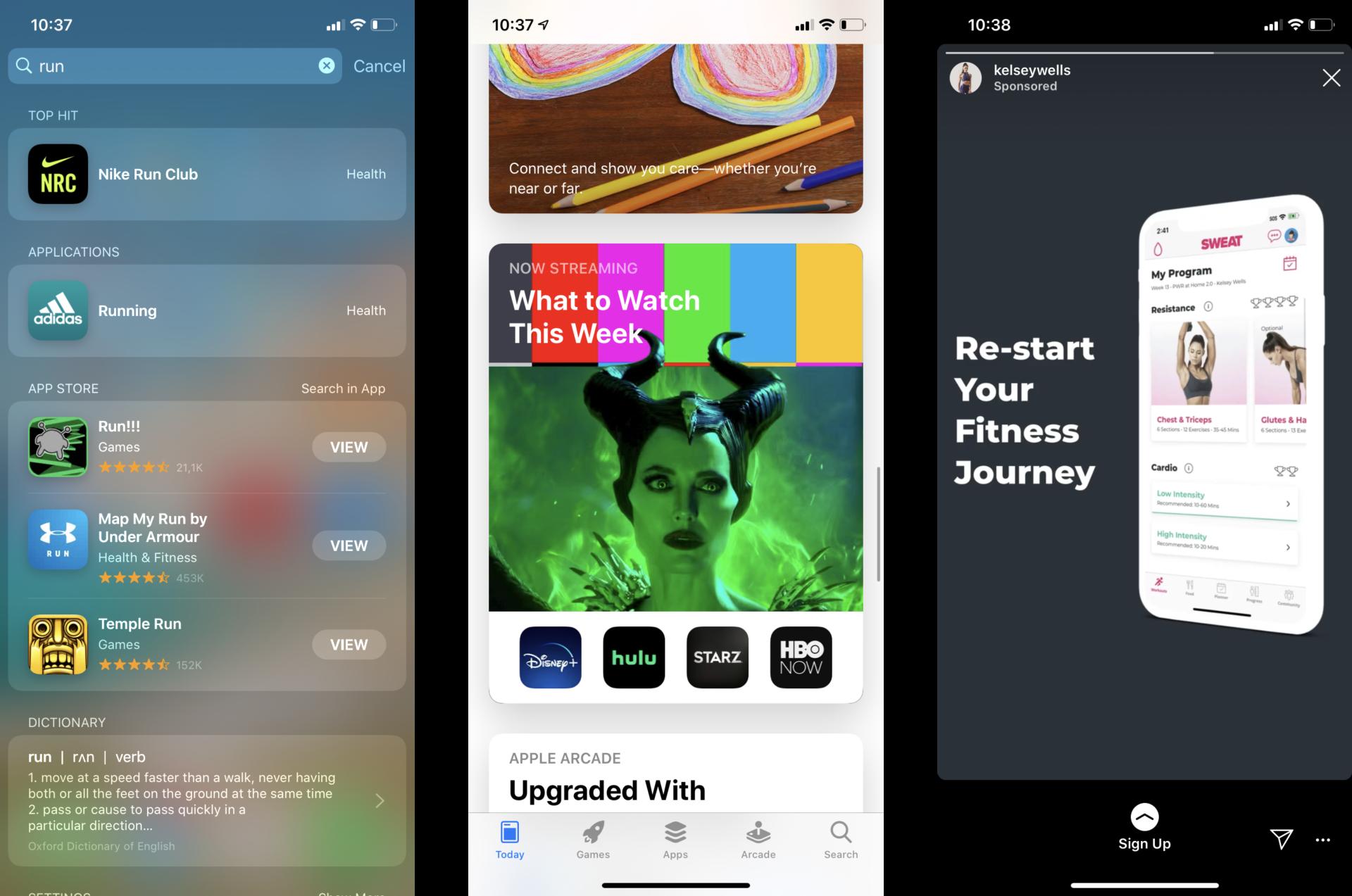 Ios Nutzern App Icon Orte