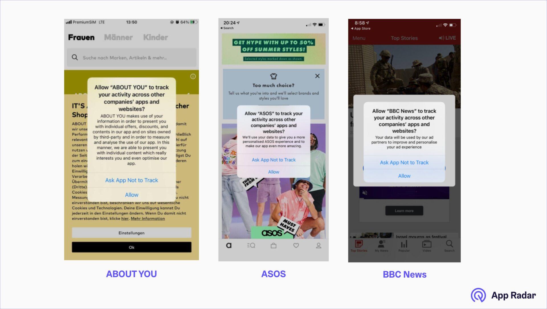 Att Prompt Apple App Store Examples