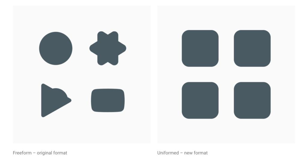 Google Play App Icon Redesign