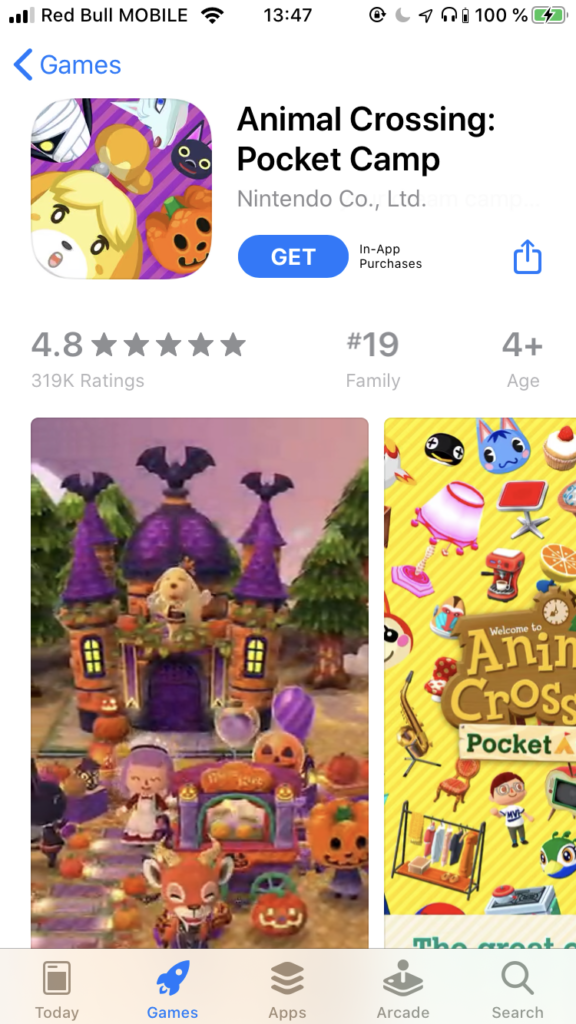 Animal Crossing taking Advantage of the Halloween Season with new themed designs